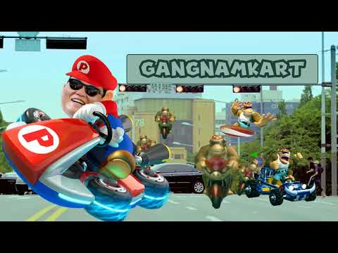 PSY Circuit - Gangnam Kart EYYYght