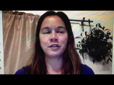 Amy (Fran) on Mindfulness!