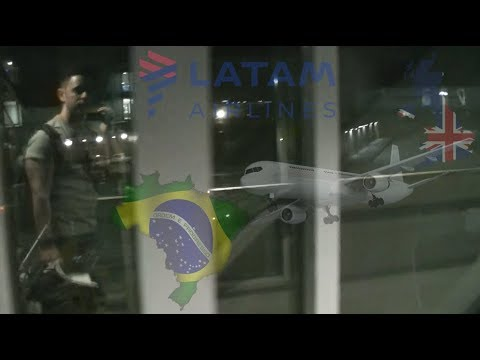 LONDON TO SAO PAULO BY LATAM AIRLINES