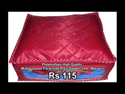 Saree Cover online from Rs 99 - Storage for clothes on Flipkart shopping