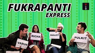 Fukrey Returns Actors Take Us On The Fukrapanti Express