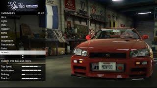 GTA 5 Real Car Mods JDM Build 1 | Daikhlo