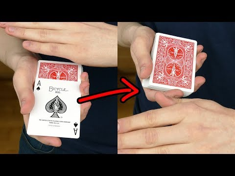IMPOSSIBLE CARD TRICK - Card Trick Tutorial