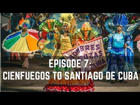 Cuba: Cienfuegos, Trinidad, & Santiago de Cuba