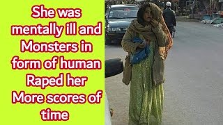She was left by her Parents   Story Of Riza Gul    She was raped by People    New Rape Story