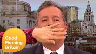 Piers Morgan Clashes With Headteacher in Gender-Neutral Debate | Good Morning Britain