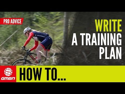 How To Make A Training Plan With Annie Last