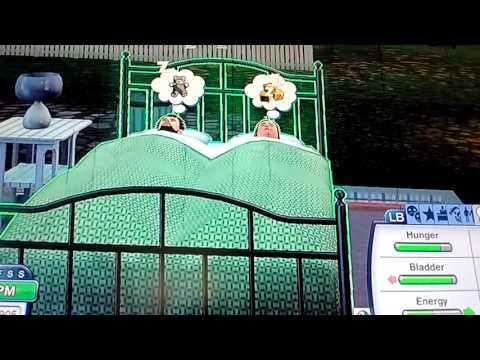 How to higher your chances of having twins or triplets on Sims 3 pets Xbox 36