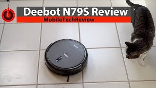 Ecovacs Deebot N79S Review - Affordable Robot Vacuum