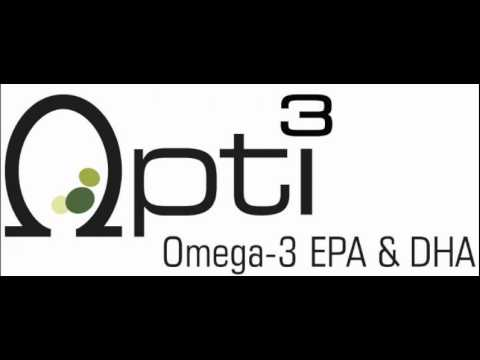 Opti3 Omega-3 EPA & DHA - for mums and during pregnancy