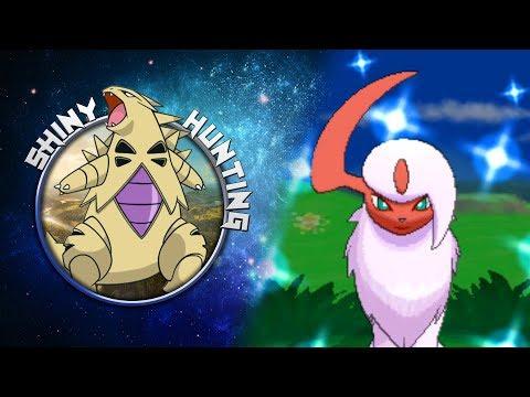Absol SHINY live reaction ! - Shiny Living Dex Quest | Pokemon XY