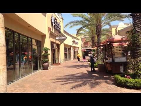 Citadel Outlets Los Angeles California