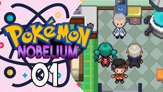 pokemon nobelium part 1 completed game pokemon fan game g