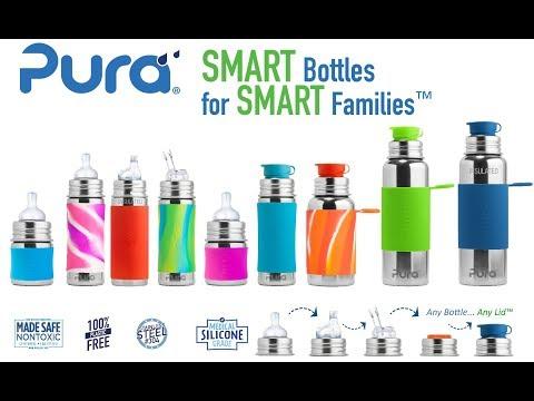 Pura- Baby Grows... Bottle Evolves