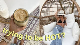 trying to get *HOT* in quarantine lol
