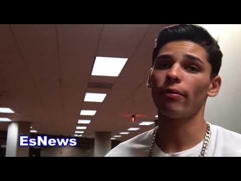 Ryan Garcia Next Big Thing In Boxing - EsNews Boxing