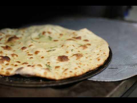 How to make Naan at Home (Best Naan Recipe Ever)