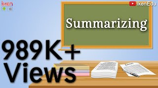 Summary Writing Learn How To Write Summary