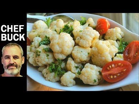 Cauliflower Super Salad Recipe for Powerful People