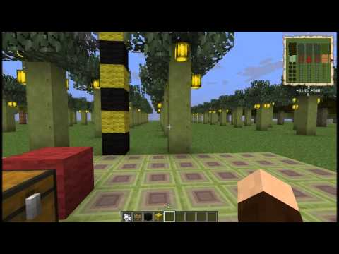 Minecraft | 20 WOODEN PUZZLES! (Minecraft Puzzle Map) - Acacia Wood Wand