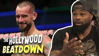 Tyron Woodley convinced CM Punk can win at UFC 225 | The Hollywood Beatdown