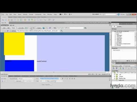 Dreamweaver full tutorial part 7.hd