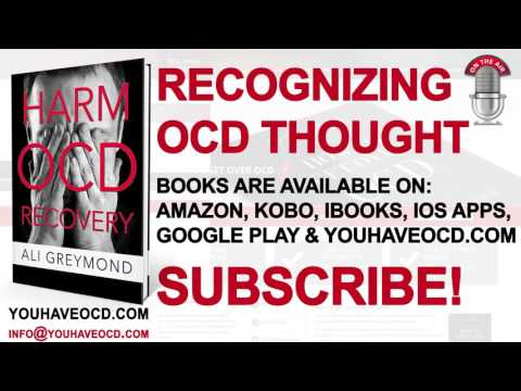 Recognizing OCD Thoughts
