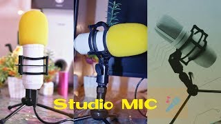HiS PRO Studio Mic | Unboxing | AR Vlogger