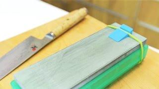 Whetstone Sharpening Angle Guide