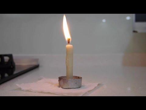 DIY Candle Wicks