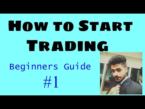 How to Start Trading in Stock Market -