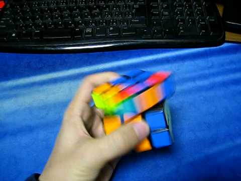 [CUTEX] HOW TO :  How to turn cube with OneHanded tutorial