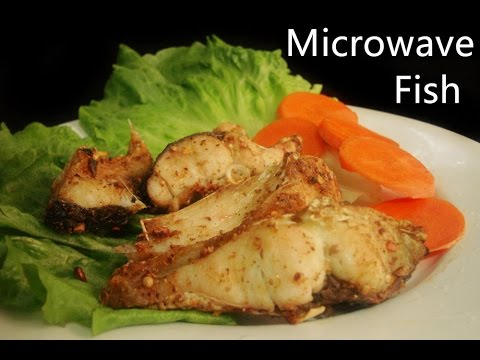 How To Cook Microwave Fish