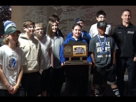 Brainerd Adapted Floor Hockey Wins Back-To-Back State Titles