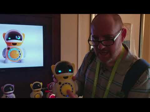Alexa for Kids? Cognitoys Scout Robot Wants to Chat with Your Child