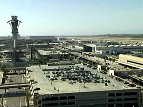 LAX Rental Car Center & Airport Shuttle Service 06-03-10