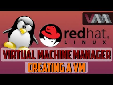 How To Create Virtual Machine In Linux Virtual Machine Manager