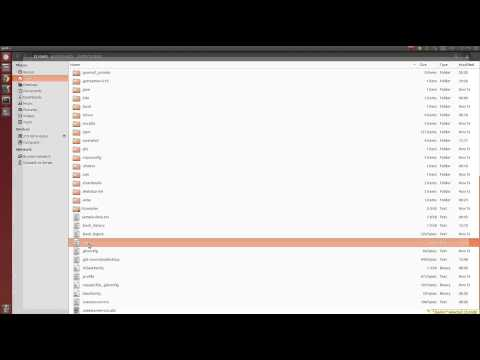 How to set Android SDK path in Ubuntu?
