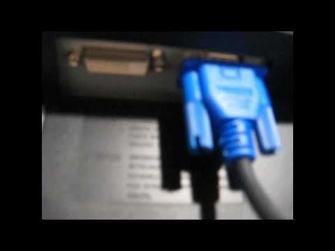 How to connect DVI to HDMI