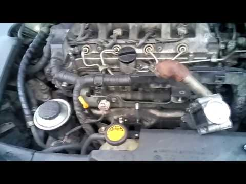 Toyota Avensis D4D 2.2 Diesel EGR Remove,cleaning
