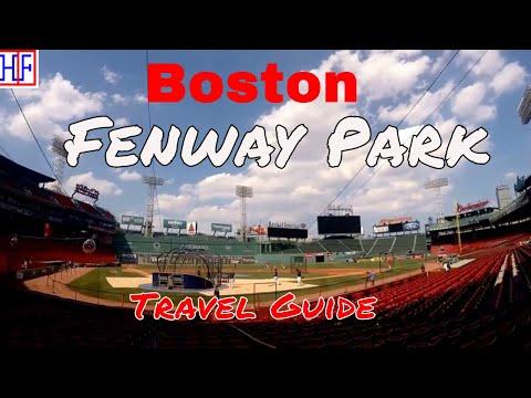 Boston | Fenway Park | Travel Guide | Episode# 14