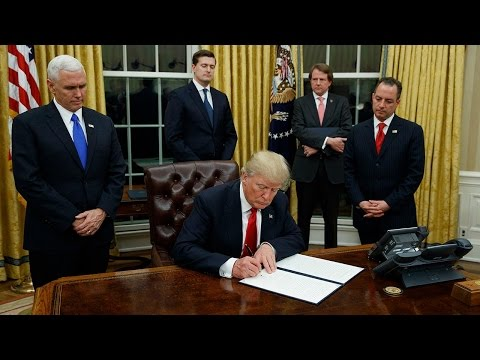 President Trump To Sign Execuitve Order To Not Enforce Obamacare Fines