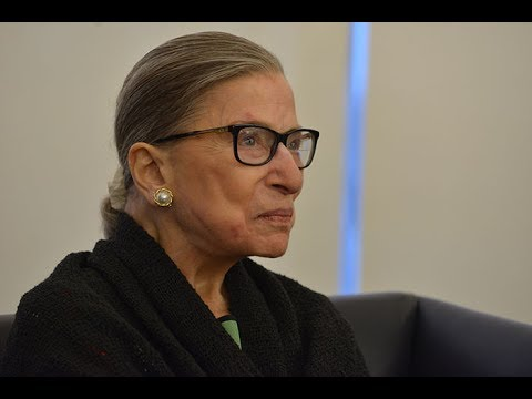 A Conversation with Supreme Court Justice Ruth Bader Ginsburg about the 2016-17 term