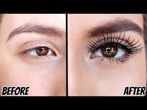 How to Grow Long, Thick, Strong Eyelashes & Eyebrows NATURALLY