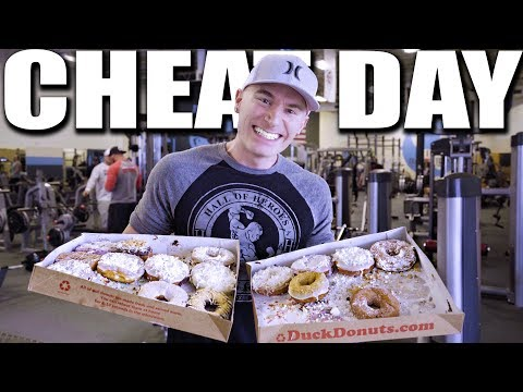THE EPIC CHEAT DAY