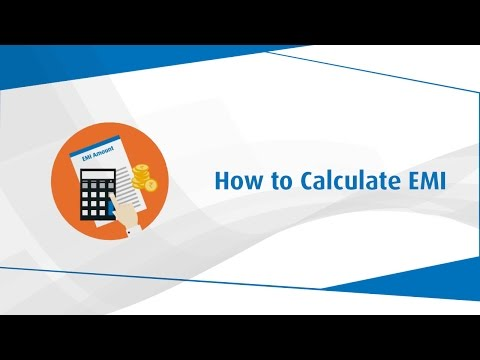 How to Calculate EMI | Online Loans | Bajaj Finserv