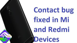 Solve software bugs or problem in Xiaomi Redmi phones malayalam