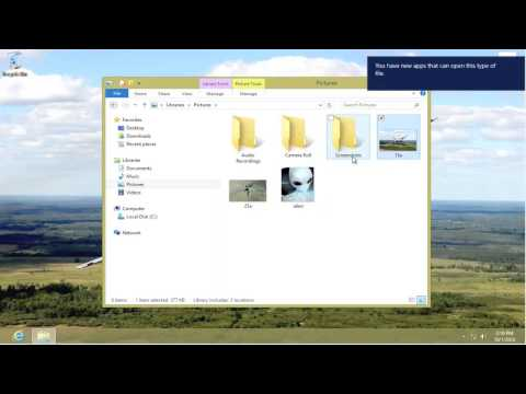 How to Change the Desktop Background for Windows 8