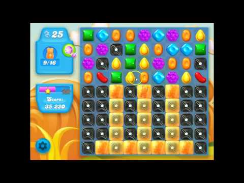 Candy Crush Soda Saga Level 162 No Boosters