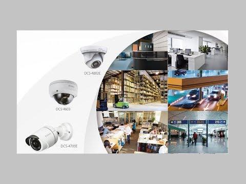 D-Link Webinar Novedades Videovigilancia CCTV